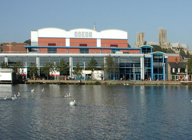 The Odeon Cinema, Lincoln