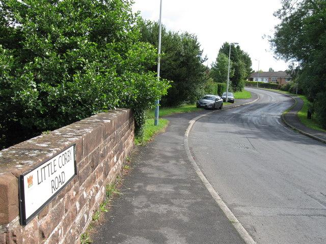 Little Corby Road, Warwick Bridge
