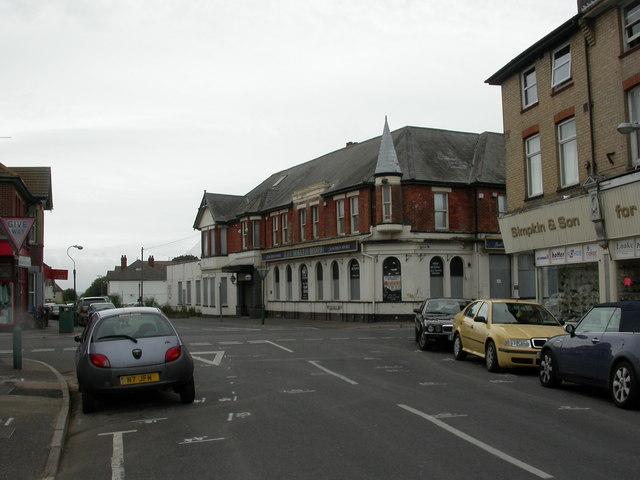 Southbourne, The Malt & Hops