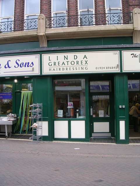 Linda Greatorex Hairdressing - High Street