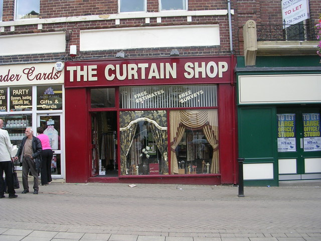 The Curtain Shop - High Street