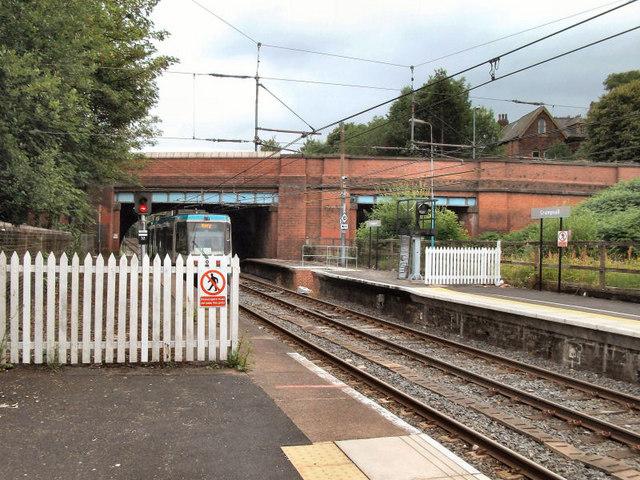 Crumpsall Station