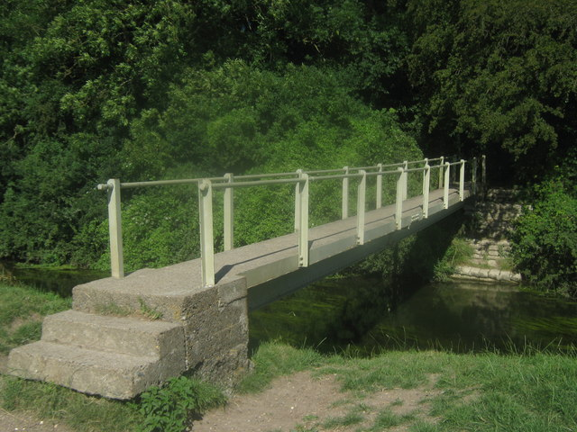 Deadmill Bridge over the River Little Stour
