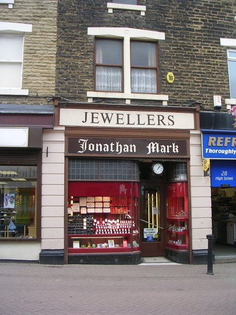 Jonathan Mark Jewellers - High Street