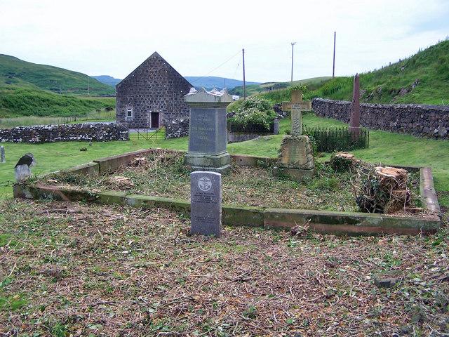 MacLeods of Gesto, family memorial