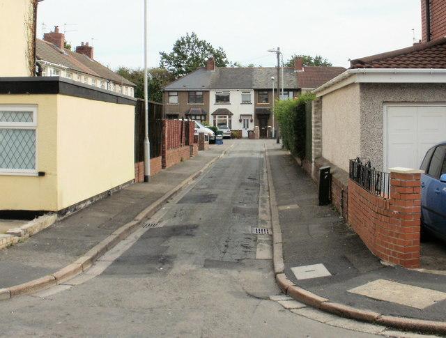 Blake Road, Newport
