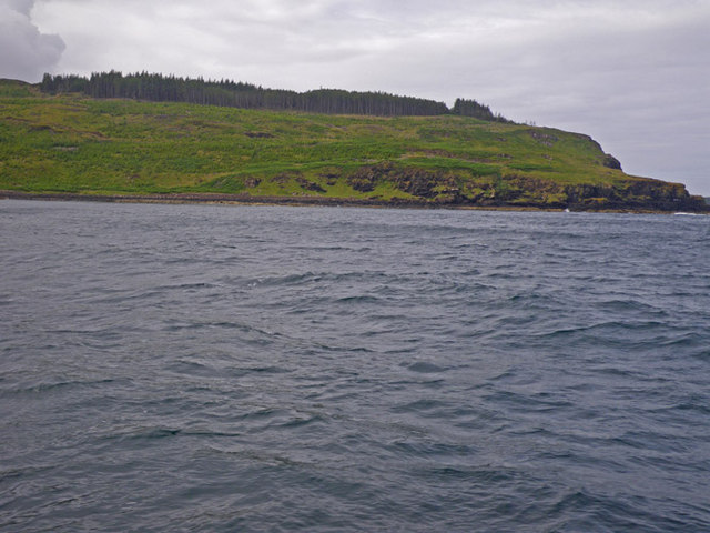 Western part of Ardmore Bay