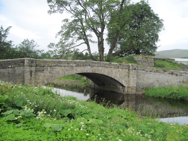 A684 bridge at Appersett