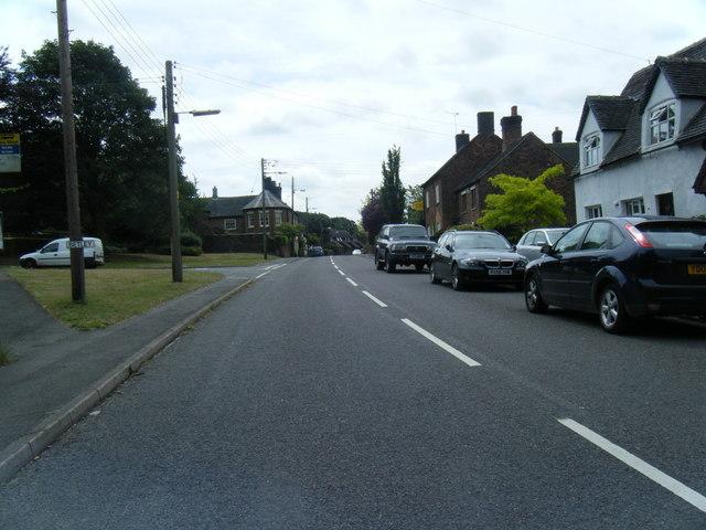 A531 at Betley