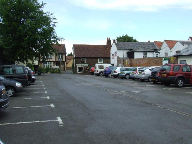 Bell Street car park