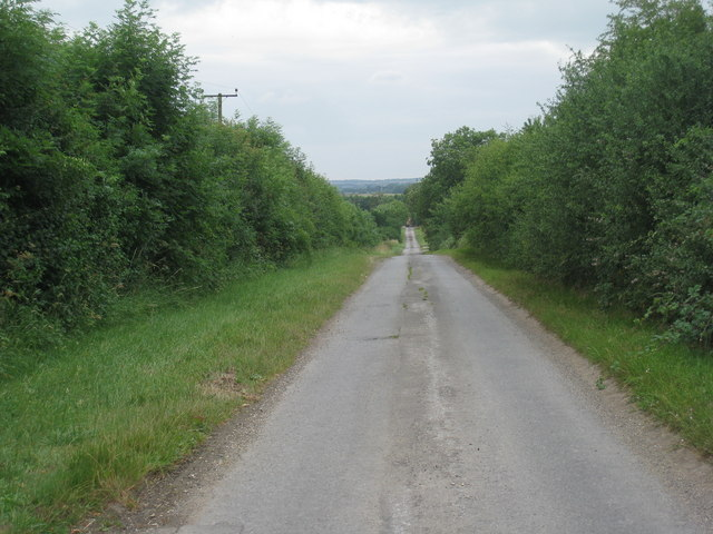 Lane to Froghall Farm