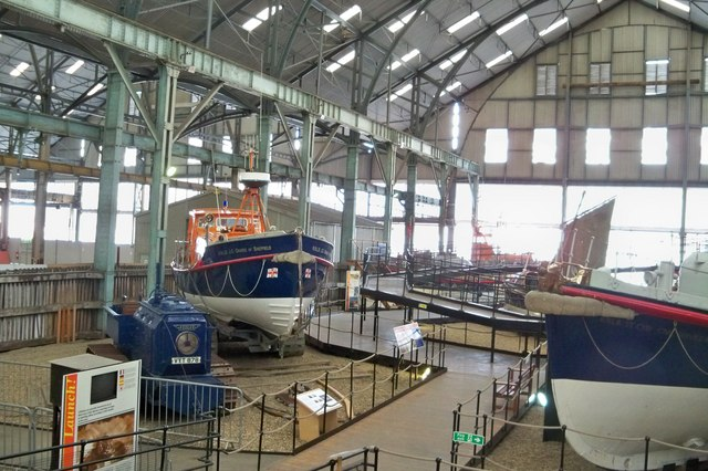 Lifeboat Museum - Chatham
