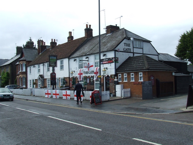 The Gate public house