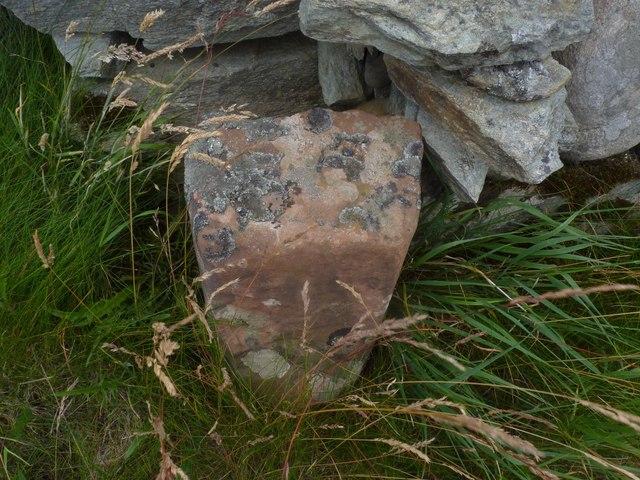 Milestone 39, Lennimore, Isle of Arran