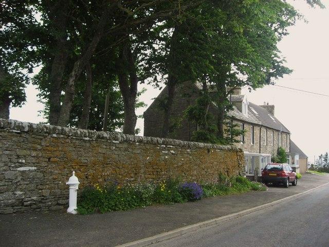 Street in Latheronwheel