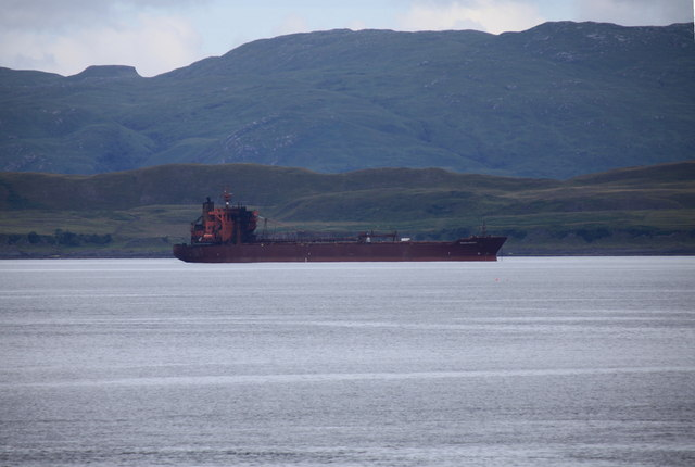 Yeoman Bontrup taken from Oban