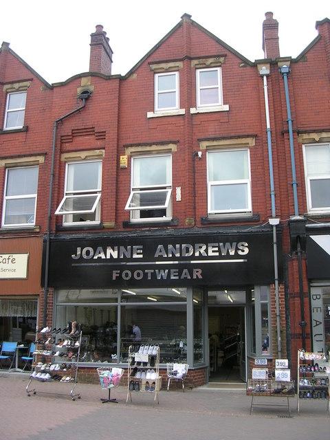Joanne Andrews Footwear - High Street