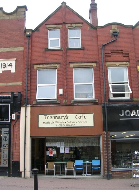 Trennery's Cafe - High Street