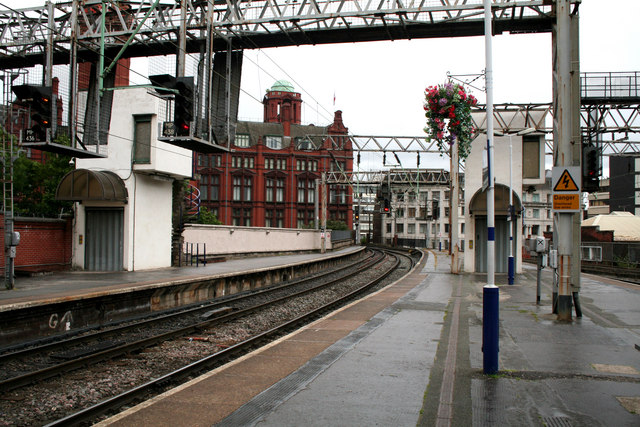 Manchester:  Oxford Road Station