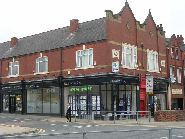 Sampson & Co Estate Agents - High Street