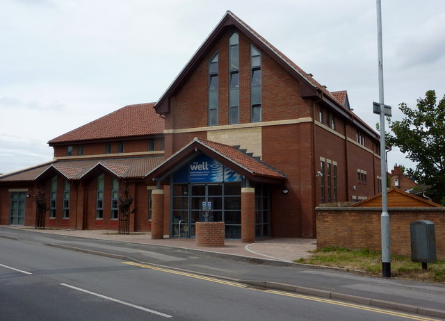 Retford Baptist Church and Community Centre