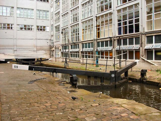 Rochdale Canal, Lock 88