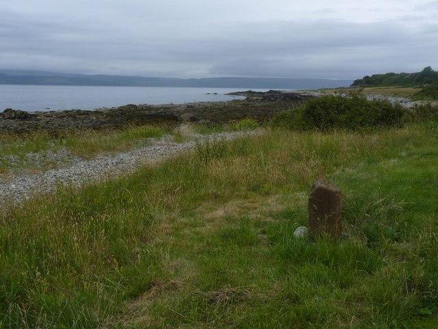 Milestone 34, Imachar, Isle of Arran