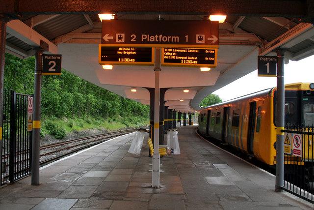 New Brighton Station