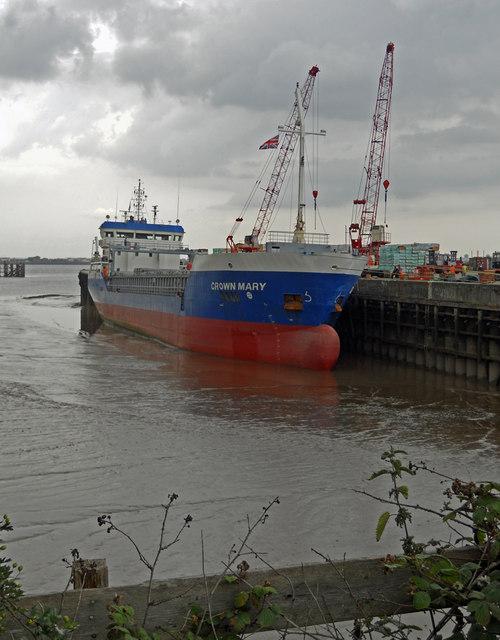 New Holland Dock
