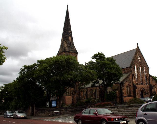 New Brighton:  St. James' Church