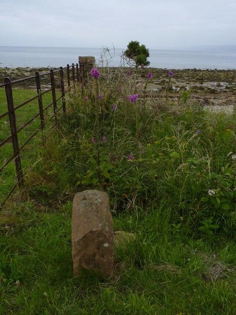 Milestone 32, Dougarie, Isle of Arran