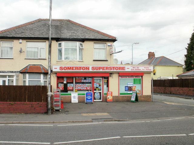 Somerton Superstore, Newport