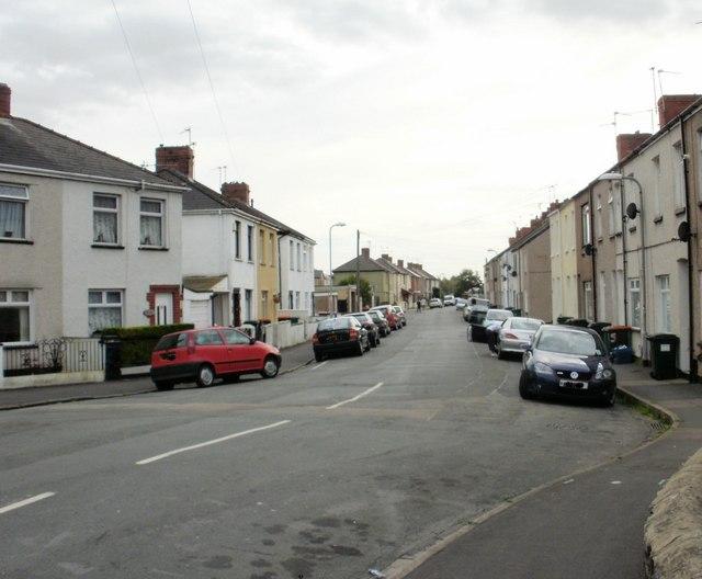 Lloyd Street, Newport