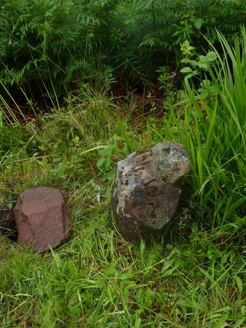 Milestone 28?, Torr Righ Beag, Isle of Arran