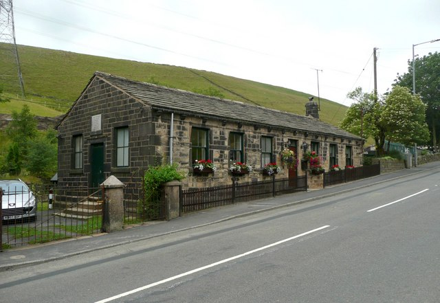 The Old School, Clough Foot, Todmorden