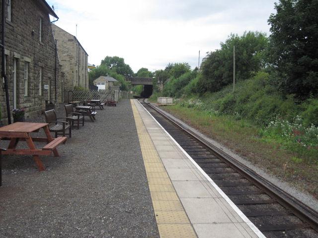 Leyburn station