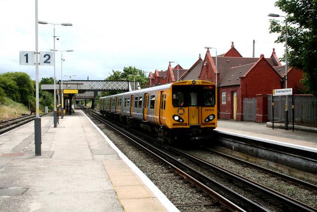 Birkenhead North Station.