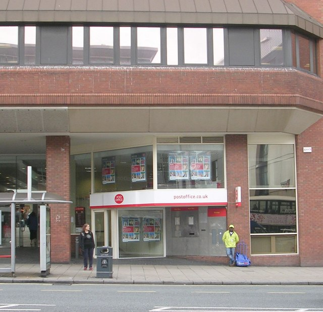 Post Office - Albion Street
