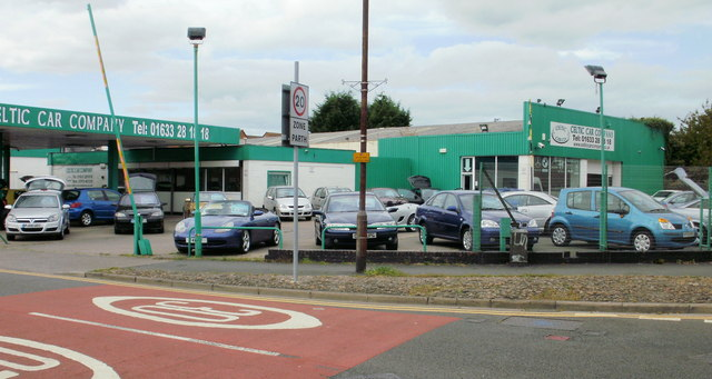 Celtic Car Company, Somerton, Newport