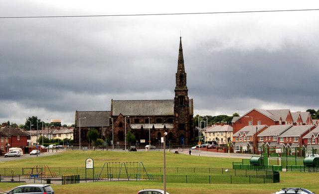Birkenhead North:  Church