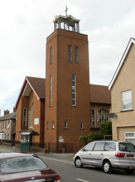 St Patrick's RC Church, Newport