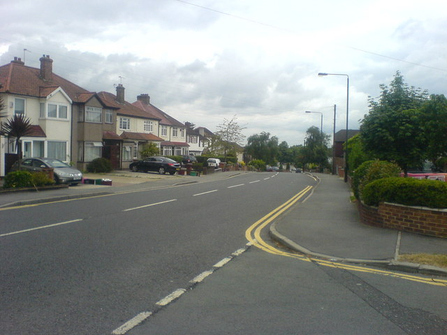 Hurst Road, Bexley