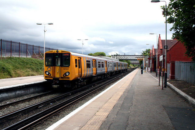 Birkenhead North Station