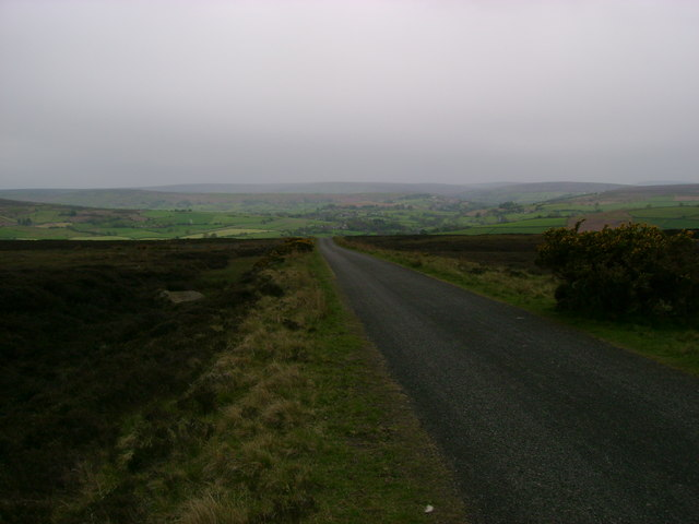 Toward  Danby  on  a  wet  day