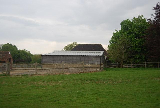 Barn, Nash Farm