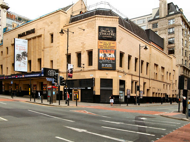 The Palace Theatre, Manchester
