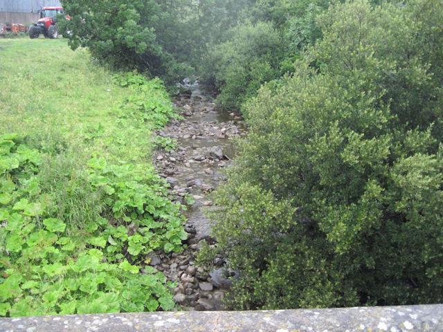Marsett Beck downstream
