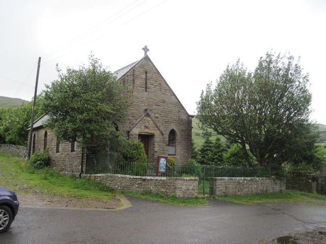 Wesleyan Chapel Marsett