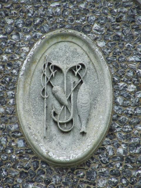 Ornament on parish houses