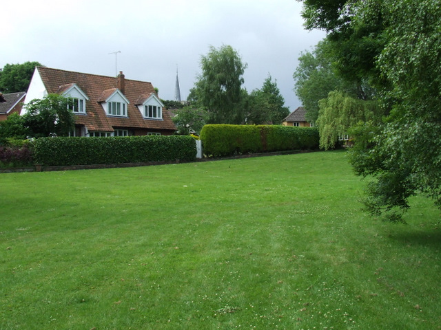 Green at The Forebury